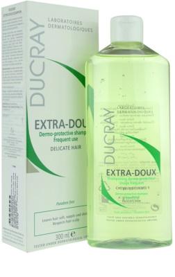 Ducray Extra-Doux šampon pro časté mytí vlasů 2