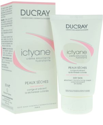 Ducray Ictyane creme de dia   para pele seca 2