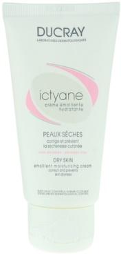 Ducray Ictyane хидратиращ  дневен крем за суха кожа