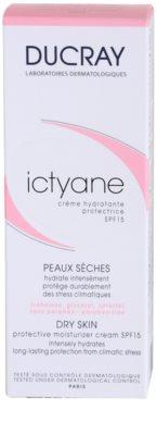 Ducray Ictyane crema hidratante y protectora SPF 15 3