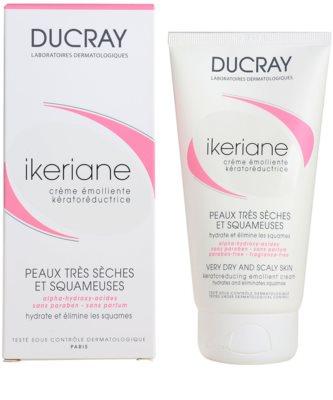 Ducray Ikeriane hidratáló krém testre 2