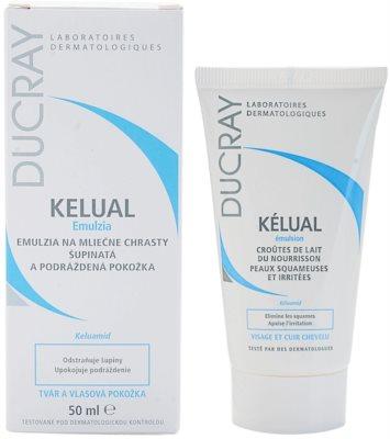 Ducray Kelual emulsão para pele escamosa e irritada 1