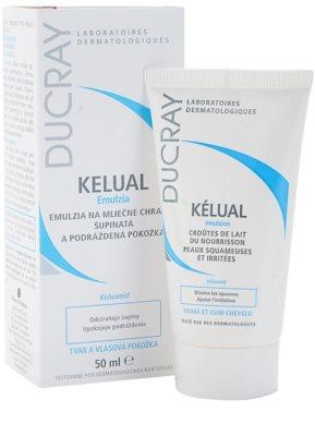 Ducray Kelual emulsão para pele escamosa e irritada 2