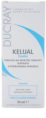 Ducray Kelual emulsão para pele escamosa e irritada 3