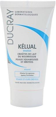Ducray Kelual emulzió a hámló és irritált bőrre