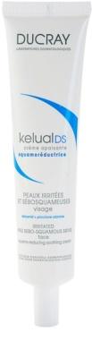 Ducray Kelual DS zklidňující krém pro podrážděnou a mastnou pleť s nadměrným olupováním