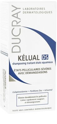 Ducray Kelual DS champú anticaspa 2