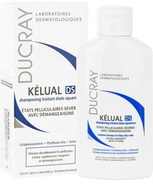 Ducray Kelual DS champú anticaspa 1