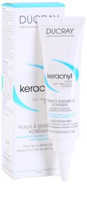 Ducray Keracnyl ingrijirea pielii impotriva punctelor negre 1