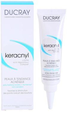 Ducray Keracnyl ingrijirea pielii impotriva punctelor negre 2