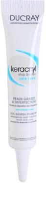 Ducray Keracnyl tratamento local contra imperfeições de pele acneica