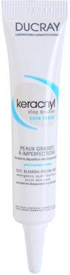 Ducray Keracnyl tratamiento  localizado para imperfecciones de la piel con acné