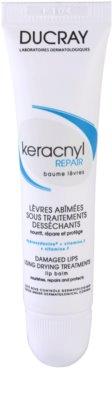 Ducray Keracnyl bálsamo labial regenerador durante el tratamiento del acné