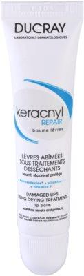 Ducray Keracnyl bálsamo regenerador para lábios e tratamento do acne