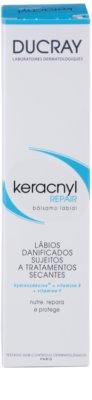 Ducray Keracnyl bálsamo labial regenerador durante el tratamiento del acné 3