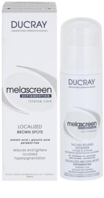 Ducray Melascreen helyi ápolás a pigment foltok ellen 2