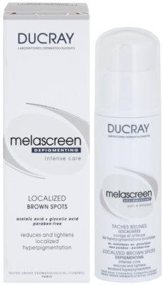 Ducray Melascreen traktament local impotriva petelor 2