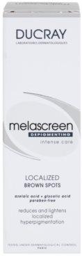 Ducray Melascreen helyi ápolás a pigment foltok ellen 3