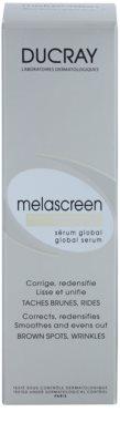 Ducray Melascreen vyhlazující sérum proti pigmentovýn skvrnám a vráskám 2