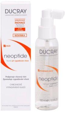 Ducray Neoptide solutie impotriva caderii parului pentru barbati 1