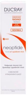 Ducray Neoptide solutie impotriva caderii parului pentru barbati 2