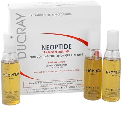 Ducray Neoptide процедура против косопад