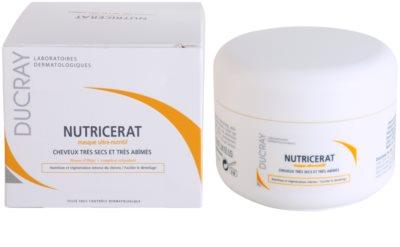 Ducray Nutricerat masca intens nutritiva par 3
