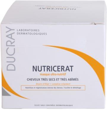 Ducray Nutricerat masca intens nutritiva par 4