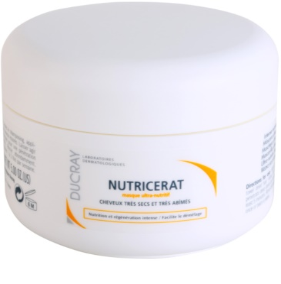 Ducray Nutricerat intenzív tápláló maszk hajra hajra