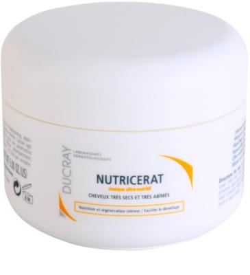 Ducray Nutricerat mascarilla nutritiva intensiva para cabello