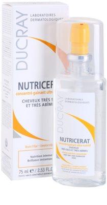 Ducray Nutricerat hranljivi serum za suhe lase 2