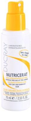 Ducray Nutricerat spray ochronny zapobiegający wysuszaniu włosów 1