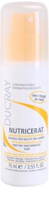 Ducray Nutricerat spray ochronny zapobiegający wysuszaniu włosów