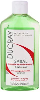 Ducray Sabal champô para cabelo oleoso