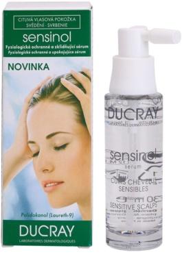 Ducray Sensinol фізіологічна захисна та заспокоююча сироватка 2