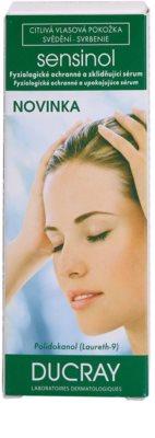 Ducray Sensinol фізіологічна захисна та заспокоююча сироватка 4
