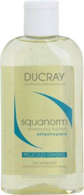 Ducray Squanorm шампоан  против мазен пърхот