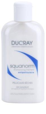Ducray Squanorm champô contra caspa seca