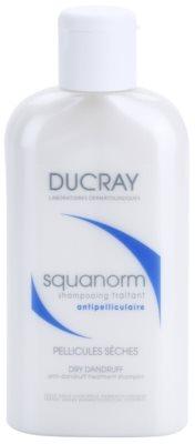 Ducray Squanorm szampon przeciw suchemu łupieżowi