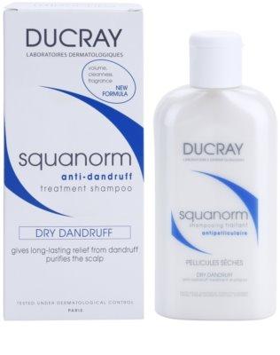 Ducray Squanorm champú contra la caspa seca 1