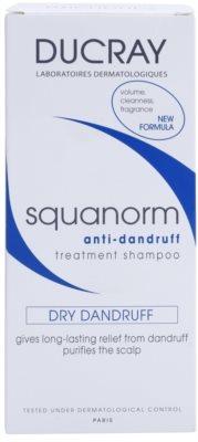 Ducray Squanorm champú contra la caspa seca 2
