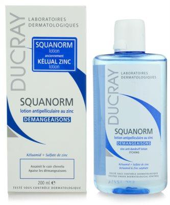 Ducray Squanorm solución anticaspa 1