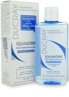 Ducray Squanorm solutie anti matreata 2