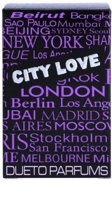 Dueto Parfums City Love eau de parfum unisex 4