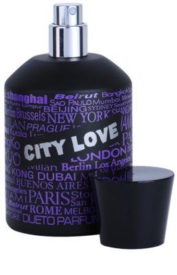 Dueto Parfums City Love eau de parfum unisex 3