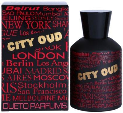 Dueto Parfums City Oud parfumska voda uniseks