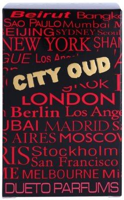 Dueto Parfums City Oud Eau De Parfum unisex 4