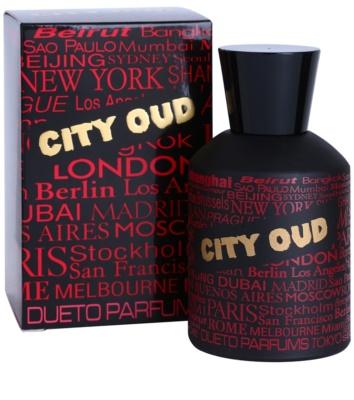 Dueto Parfums City Oud Eau De Parfum unisex 1