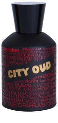 Dueto Parfums City Oud parfémovaná voda unisex 2