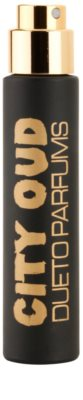 Dueto Parfums City Oud Travel Spray Eau De Parfum unisex 2